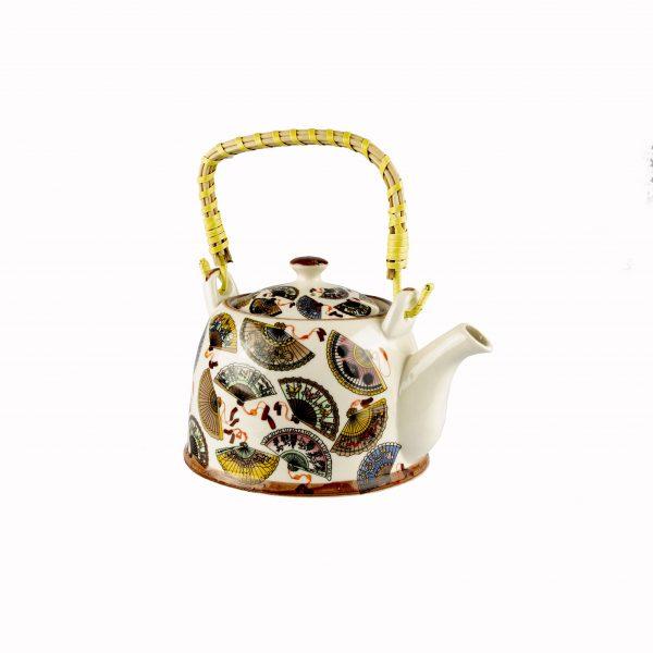 teteras de cerámica