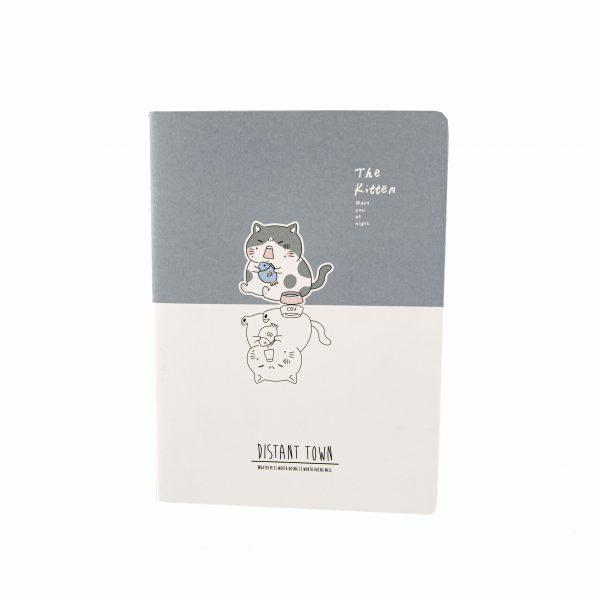 cuaderno de lineas