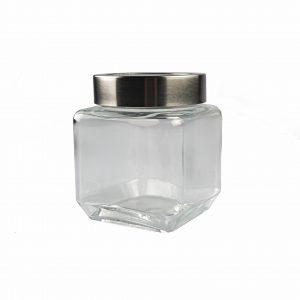 frasco de vidrio