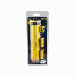 Set de lápices de mina